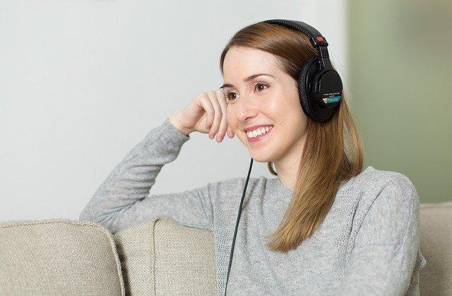słuchawki półotwarte